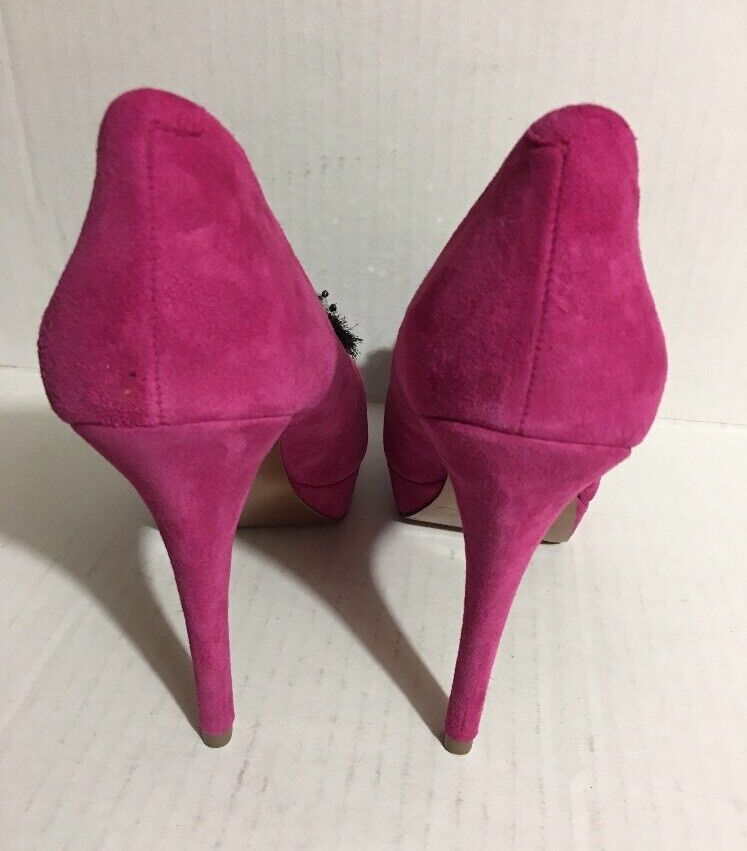 Pre-Owned BCBGeneration BCBG Damenschuhe NWB Scottie Hot Fuchsia Pumps Schuhes - 9.5M