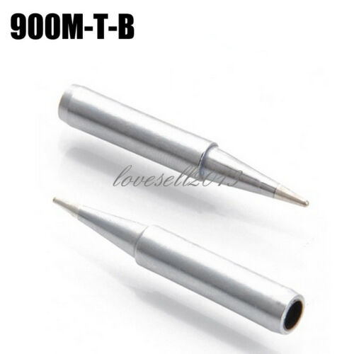 5PCS 900M-T-B 936 Replace Pencil Soldering Solder Iron Tip
