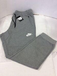 c9cde4de6215 Image is loading Nike-Sportswear-Jogging-Mens-Tracksuit-Bottoms-Slim-Fit-