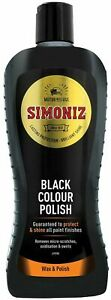 Simoniz-Black-Colour-Polish-Protect-amp-Shine-amp-Removes-Scratches-Swirls-BLACK