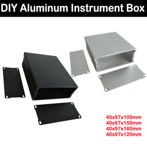 DIY-Waterproof-Electronic-Project-Instrument-Case-Box-Connector-Aluminum-New