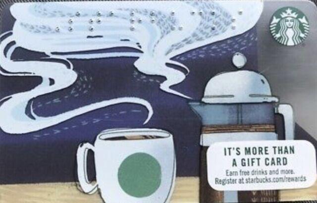 Starbucks $300 Gift Card