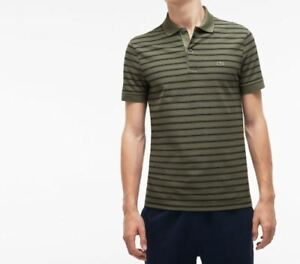 455a0e6a Details about LACOSTE MEN'S REGULAR FIT COTTON POLO SHIRT FR 2/3 XS/S  rrp:-£90