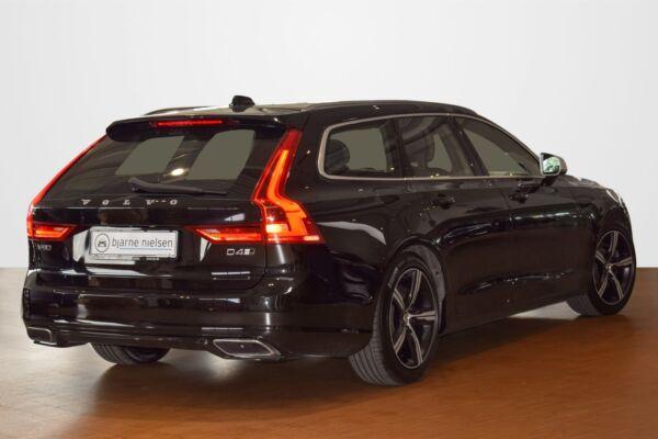 Volvo V90 2,0 D4 190 R-Design aut. AWD - billede 2
