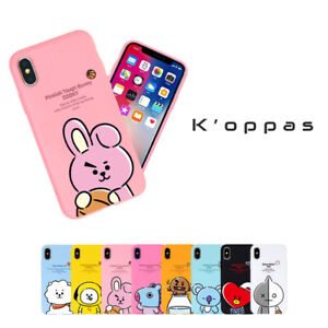 Official-BT21-Soft-Jelly-Phone-Case-Cover-For-iPhone-Samsung-Galaxy-Free-Gift