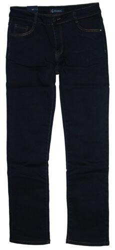 Damen Stretch Jeans-Hose gefüttert Thermo Winter bis Übergrösse Gr.42-54 W33-W44