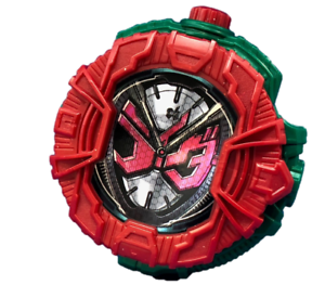 Kamen Rider ZI-O Charadeco Christmas ver. limited ride watch Masked Rider New