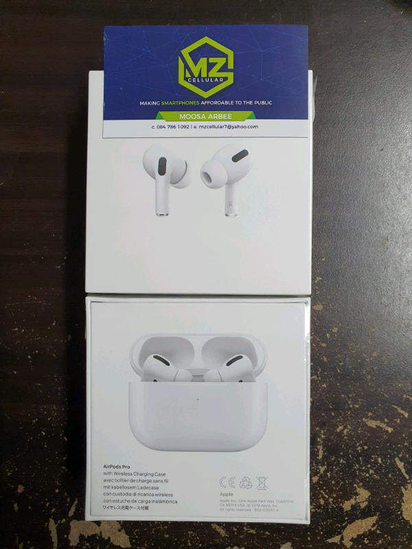 Apple airpods pro brand new sealed units