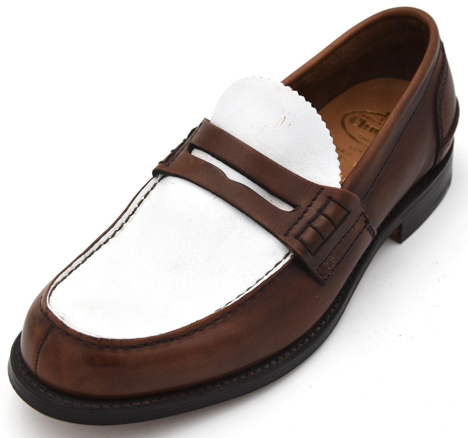 Church'S Mocasines de vestir Zapatos clásicos de hombre de negocios Ajuste F código PEMBREY defecto