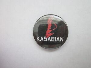 KASABIAN-NOVELTY-1-034-Button-Badge-free-UK-postage-music