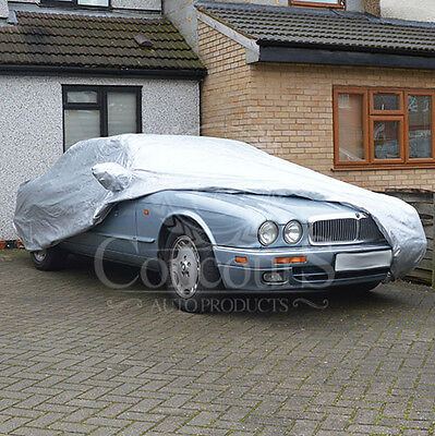 Jaguar XJ6/XJ8 (X350/X358) SWB Breathable Car Cover, from years 2003 to 2009