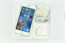 Apple iPhone 6s - 16GB - Silver (Unlocked) GOOD CONDITION, GRADE B 809