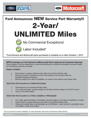 OEM NEW 2005-2011 Ford Focus Engine Manual Transmission MTX75 Motor Mount