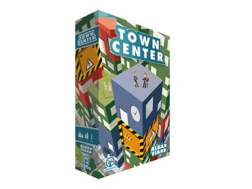 Town Center 4th Edition - Strategy Board Game