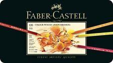 Faber Castell POLYCHROMOS 120 COLOURS 110011 Coloured pencils