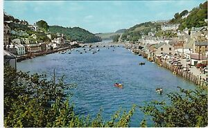 General View amp Bridge LOOE Cornwall - Leyburn, United Kingdom - All returns accepted within seven days of purchase Most purchases from business sellers are protected by the Consumer Contract Regulations 2013 which give you the right to cancel the purchase within 14 days after the day you rece - Leyburn, United Kingdom