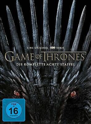 Game Of Thrones Season 8 Deutsch