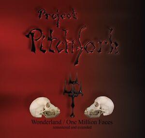 PROJECT-PITCHFORK-Wonderland-One-Million-Faces-Remastered-amp-Extended-CD-2016