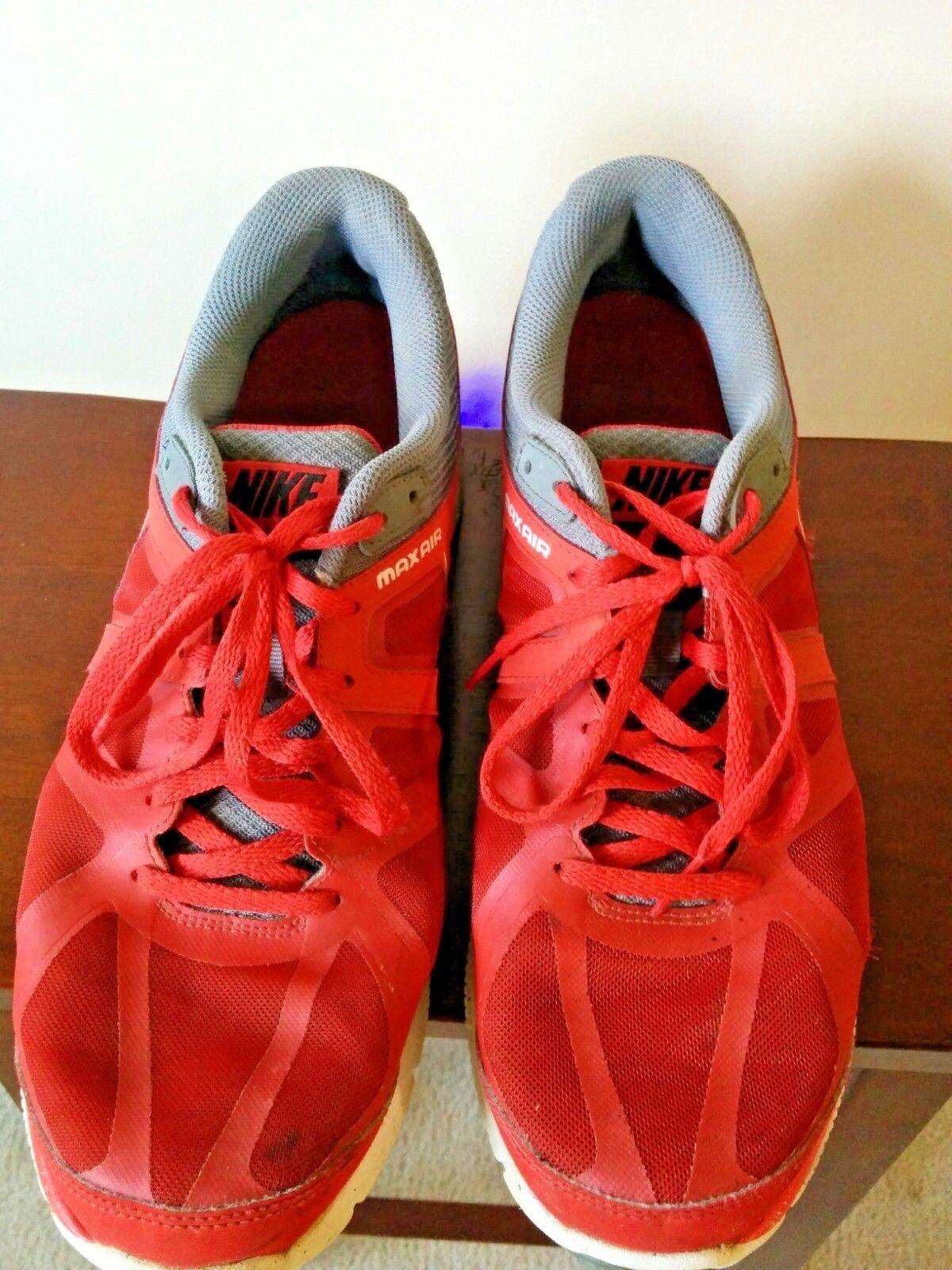 NIKE Air Sneakers Max Run Lite 4 Running Low Cut Sneakers Air Shoes US 12 4ecf5d