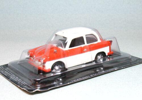 1:43 Auto Legends USSR #173 TRABANT P50 DeAgostini