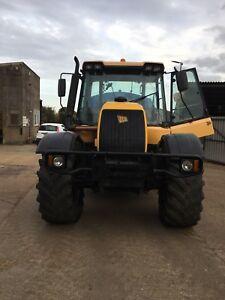 JCB 3155 Fastrac Tractor