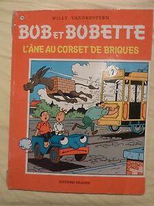 Bob-et-Bobette-N-178-a86-L-039-ANE-AU-CORSET-DE-BRIQUES-W-Vandersteen-BD