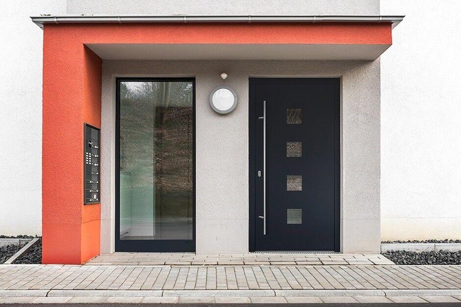 P03 ALU-PREMIUM 90mm Aluminium Haustüren Haustür Maßanfertigung - Werne