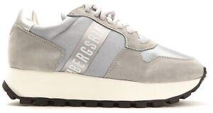 Scarpa-Sneakers-DIRK-BIKKEMBERGS-Donna-Silver-BKW102244