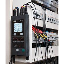 Chauvin Arnoux pel103 prestazioni e consumi Recorder con 3x MINIFLEX p01157151