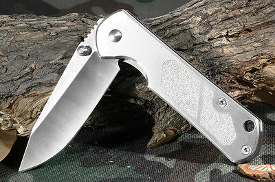 Sanrenmu 7010LUC-SA 710 Pocket EDC Folding Knife Blade Classic 2016 Original NEW