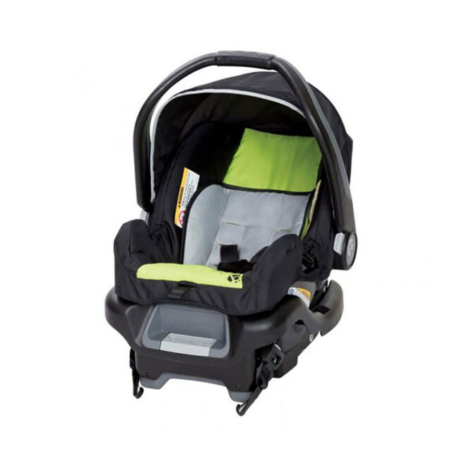 Baby Trend Ally 35 Rear Facing Newborn Infant Travel Car Seat Optic Green