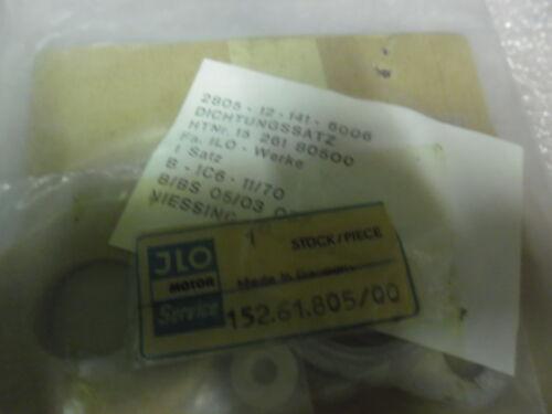 2805-12-141-6006 VERS.NR DICHTUNGSSATZ MOTOR ILO 152.61.805//00