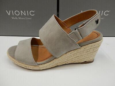 vionic suede sandals
