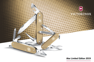 VICTORINOX-COMPLETE-SERIES-ALOX-LIMITED-EDITION-2019-CLASSIC-CADET-PIONEER