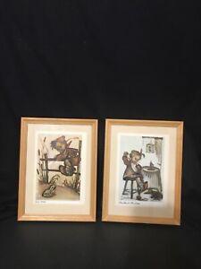 vintage-Lot-2-Hummel-8-x6-prints
