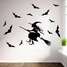 Vampire Castle Night Bat Vinyl Decal Sticker Window Home Laptop Wall