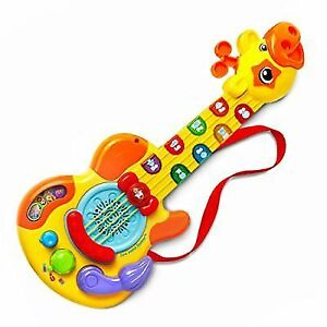 Music Toys For Age 1 2 3 4 Years Old Toddlers Guitar Jam Kids