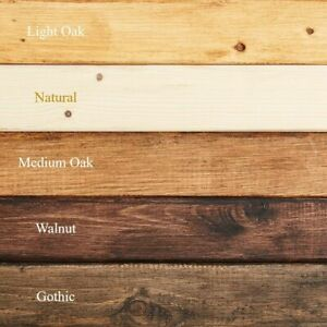 Railway Sleeper Reclaimed - Any Size Rustic Shelves - Chunky Industrial Shelf