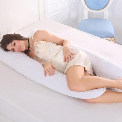 environ 2.74 m 9 ft U Forme Oreiller-Total Body confort idéal pour la grossesse et maternité utilisation