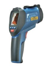 New CEM DT-9860 Infrared Video Thermometers with TFT 2.2 color LCD SD card USB