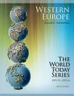 Western Europe 2015-2016 by Wayne C. Thompson (Paperback, 2015)