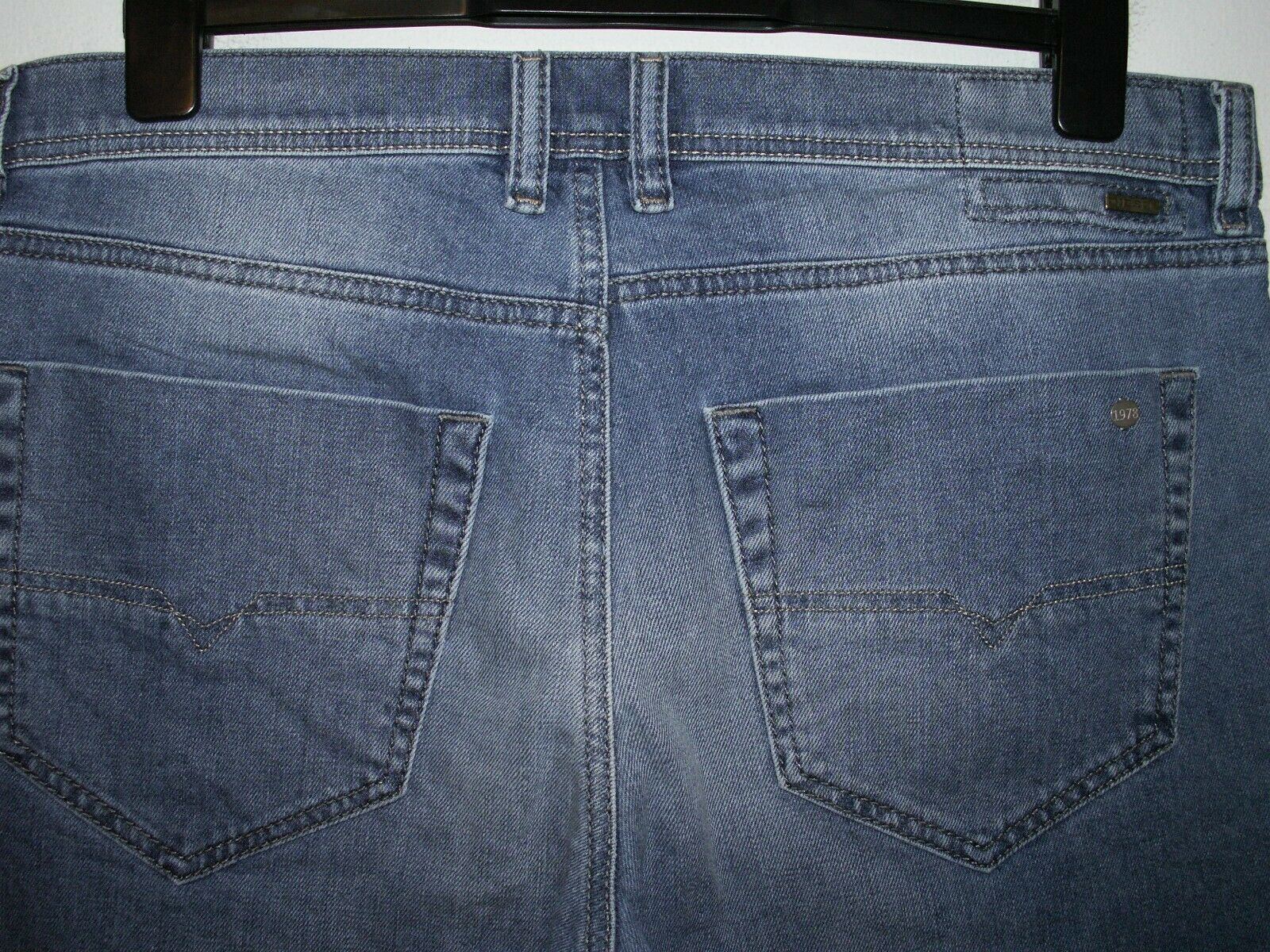 Diesel Tepphar Slim Coupe voitureougete Jeans Laver 0842 H Stretch W34 L32 (a4713)