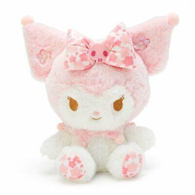 FuRyu Sanrio My Melody Kuromi Kira Kira Sparkly 30cm Plush Doll AMU-PRZ10423 USA