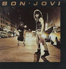 BON JOVI Bon Jovi 1984 UK vinyl LP EXCELLENT CONDITION Same debut self titled