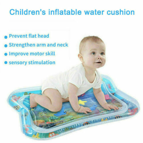 Kinder Baby Wassermatte Aufblasbare Patted Kissen Pads Spielzeug Wasserspielzeug
