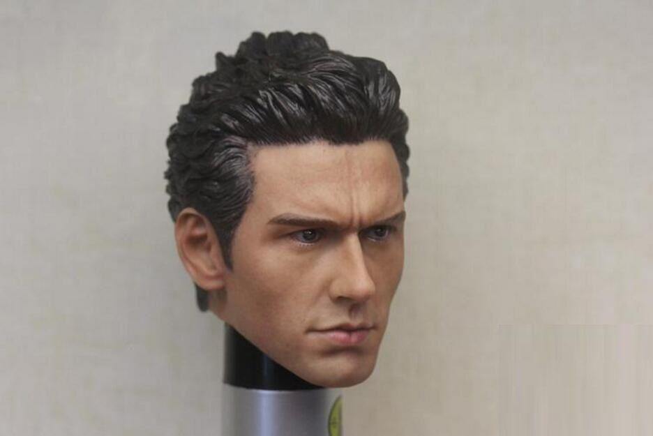1 6 Green Goblin James Franco Head Head Head Sculpt For Spiderman 3 Hot Toys Phicen ❶USA❶ c94536
