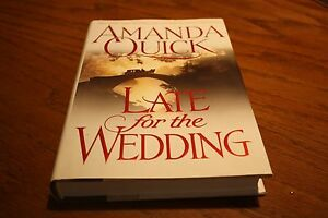 Image Is Loading Late For The Wedding Amanda Quick