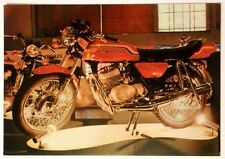 Cartolina Moto Kawasaki 350 cc