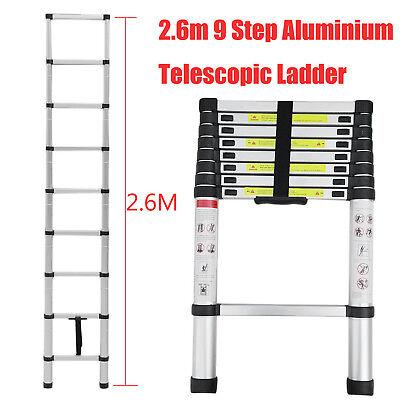 5M 3.8M 3.2M Portable Multi-Purpose Telescopic Ladder Folding Extendable Ladder