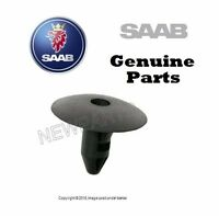 Saab 9-5 1999-2009 Hood Insulation Pad Clip Genuine 92 152 371 on sale